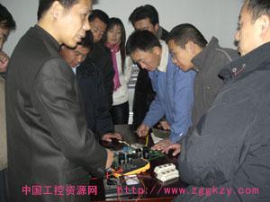 企业内部举办变频器PLC培训-plc培训 plc培训班 PLC编程培训 三菱